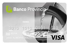 visa electron banco provincia home banking